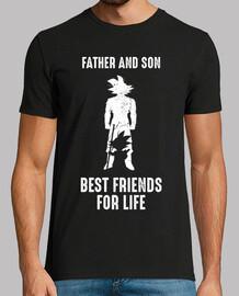 father e figlio, best friends for vita   padre e figlio