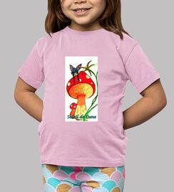fatina tee shirt del bambino della ragazza