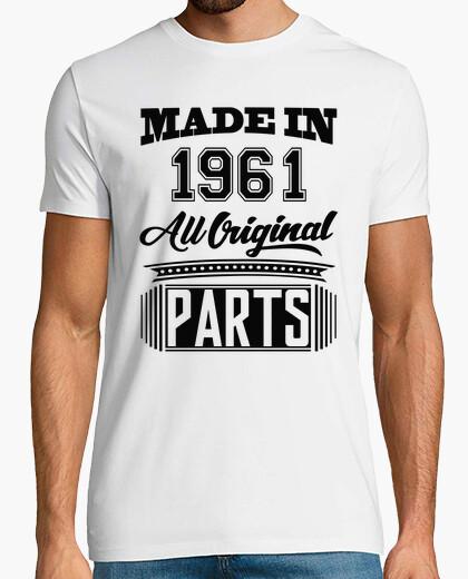 cd2a74fa043a31 T-shirt fatto nel 1961 tutte le parti originali - 1388429 | Tostadora.it