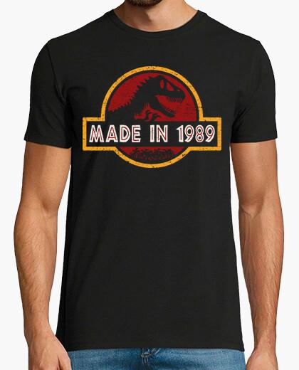 T-shirt fatto nel 1989