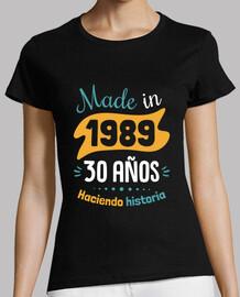 fatto nel 1989 30 anni di storia