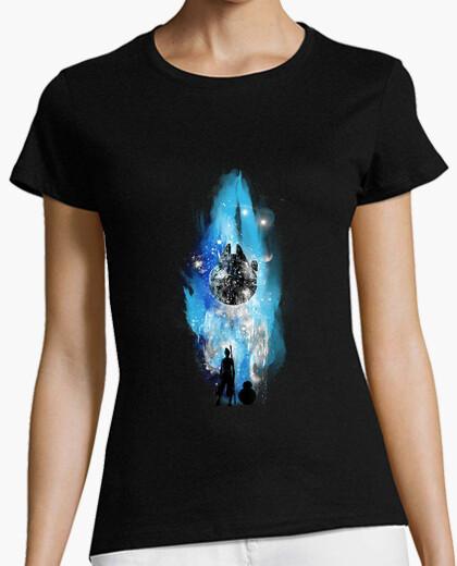 Tee-shirt faucon de l39espace