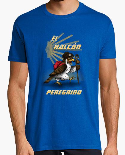 Tee-shirt faucon pèlerin