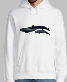 faux garçon jersey orque