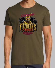 Fazbear`s Fright Camiseta Recuerdo