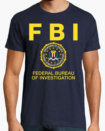 Tee-shirt fbi chemise mod.15