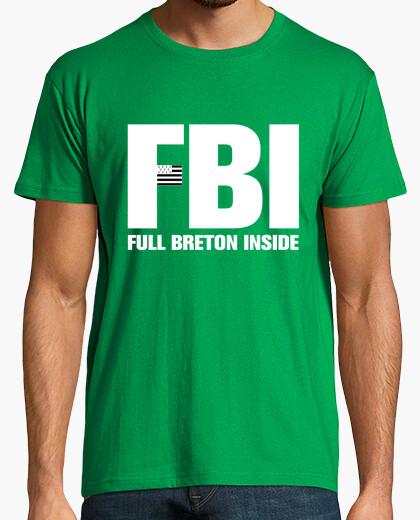 Tee-shirt FBI, Full Breton Inside
