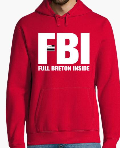 FBI, Full Breton Inside - homme sweat léger