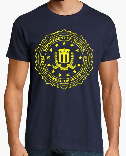 Fbi shirt mod.04 t-shirt