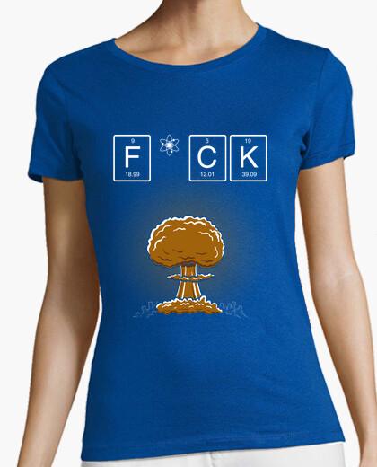 Camiseta F*CK