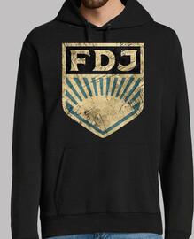 FDJ Vintage Emblem