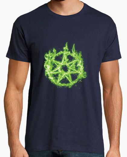 Camiseta fe de los siete quemados en incendios f