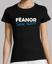feanor - t-shirt da donna