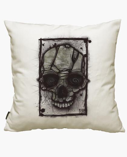 Fear cushion cover