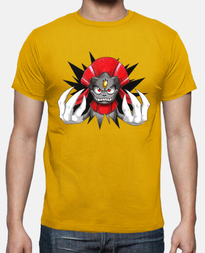 Camisetas Fear my Claws