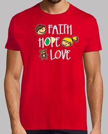 fede hope e amore