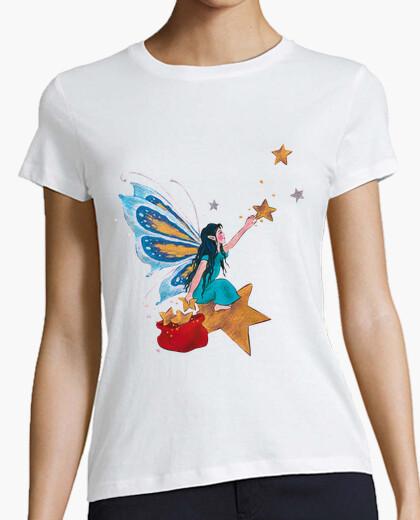 Tee-shirt fée décorateur