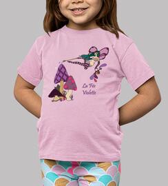 fée violette