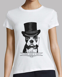 FEEL LIKE A SIR, BULLDOG