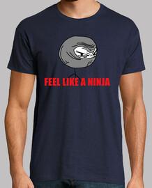 feel like un ninja