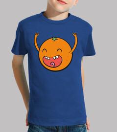 felice arancia