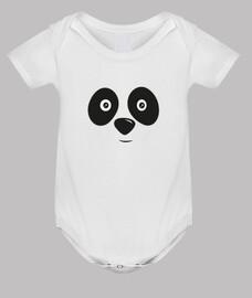 felice panda bear faccia