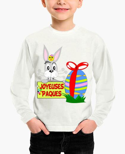 Ropa infantil Felices Pascuas
