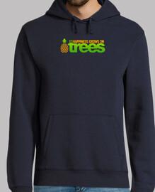 felicità cresce sugli alberi