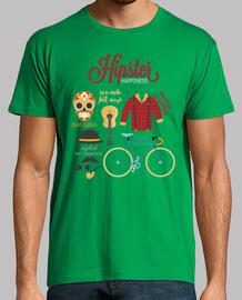 felicità hipster
