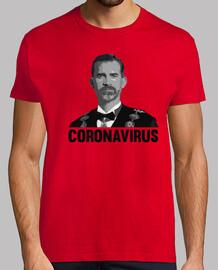 Felipe - Coronavirus