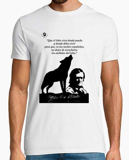 Félix Rodríguez de la Fuente Camiseta