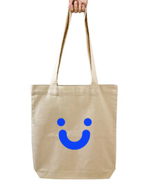 Feliz azul