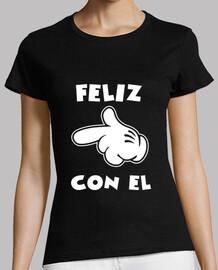 FELIZ CON EL