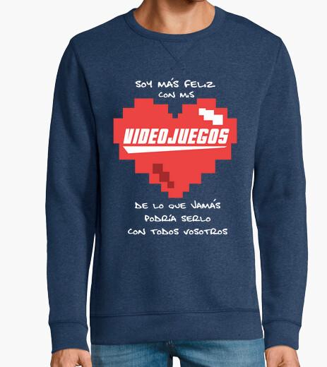 Jersey Feliz con Videojuegos
