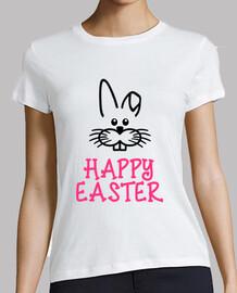 feliz conejo de pascua
