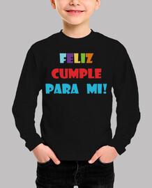 Feliz Cumple Para Mi / Happy Birthday