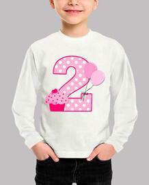 Feliz Cumpleaños - 2 Añitos