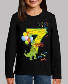 feliz cumpleaños número 7 dragón