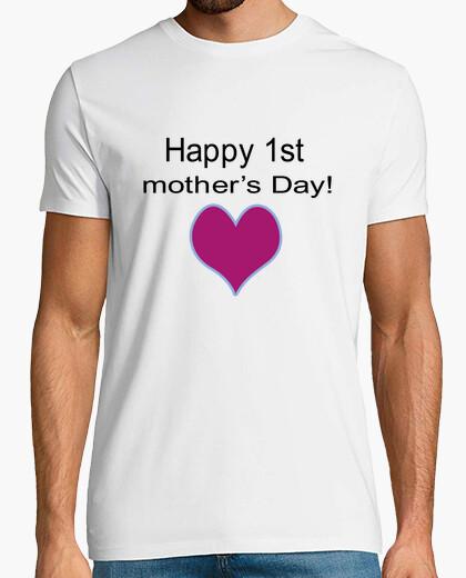 Camiseta feliz día de la madre