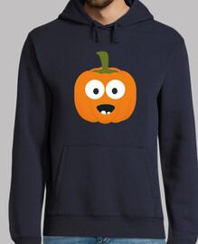 feliz halloween calabaza