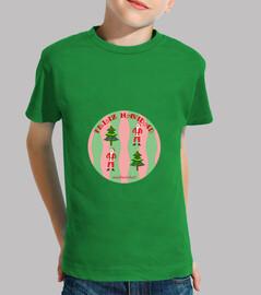 Feliz Navidad: camiseta niño o niña