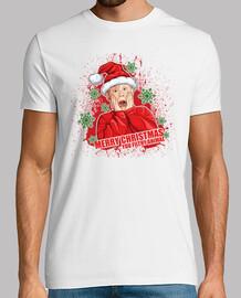 Como Decorar Una Camiseta De Navidad.Camisetas Feliz Navidad Mas Populares Latostadora