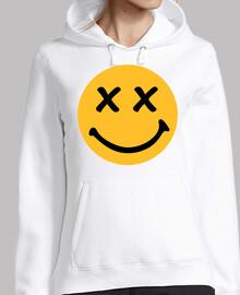 feliz sonriente