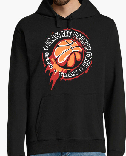 Felpa club di basket clamart