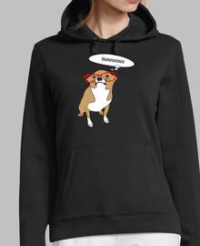 felpa ragazza - cane