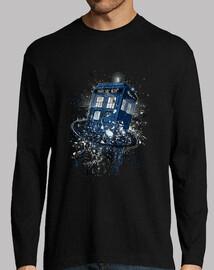Felpa TARDIS