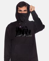 Felpa Urban Guerrilla