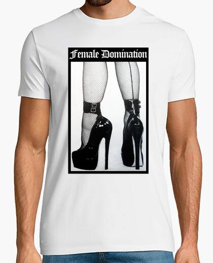 Female domination tee shirt photos 831