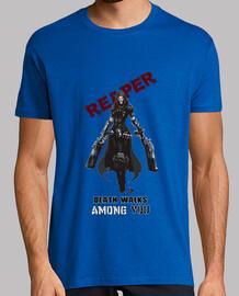 Female Reaper - Overwatch