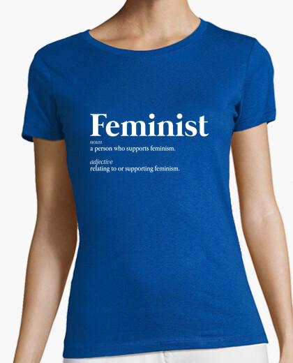 Camiseta Feminist definition